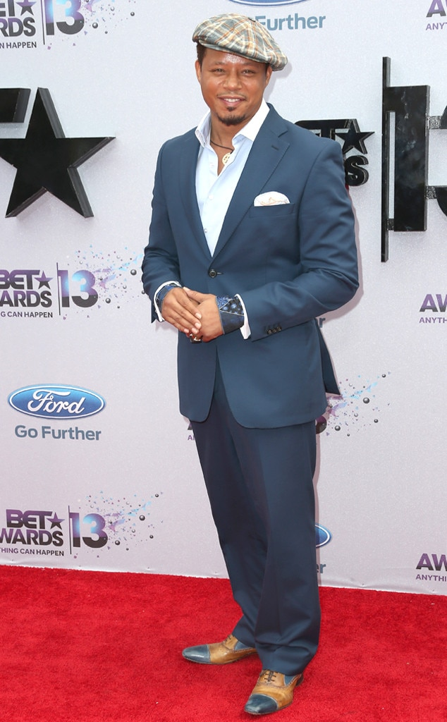 Terrence Howard, 2013 BET Awards