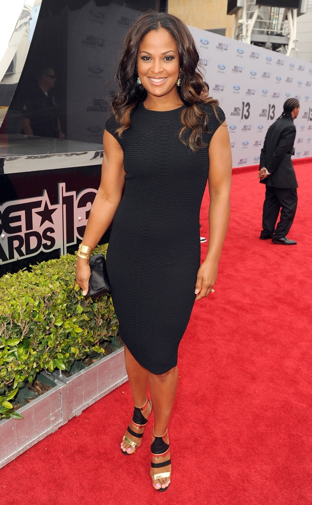 Laila Ali, 2013 BET Awards
