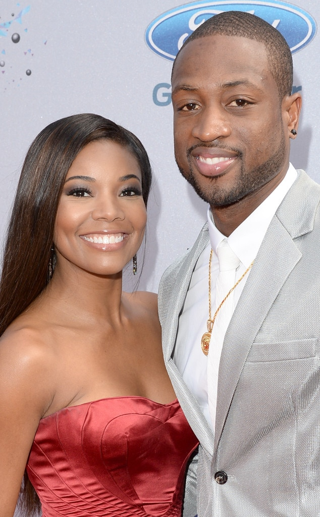 Gabrielle Union, Dwyane Wade, 2013 BET Awards