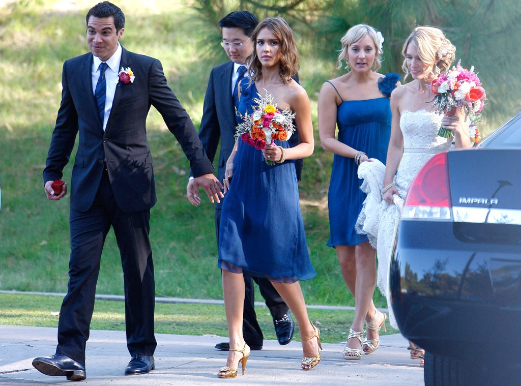jessica alba from celebrity bridesmaids e news