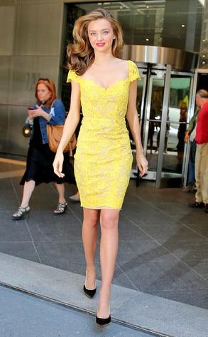 Miranda Kerr Fan Arrested After Allegedly Threatening the Model | E ...  Miranda Kerr