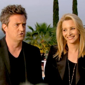 Matthew Perry, Lisa Kudrow, Hollywood Game Night