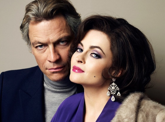 Burton and Taylor, Dominic West, Helena Bonham Carter