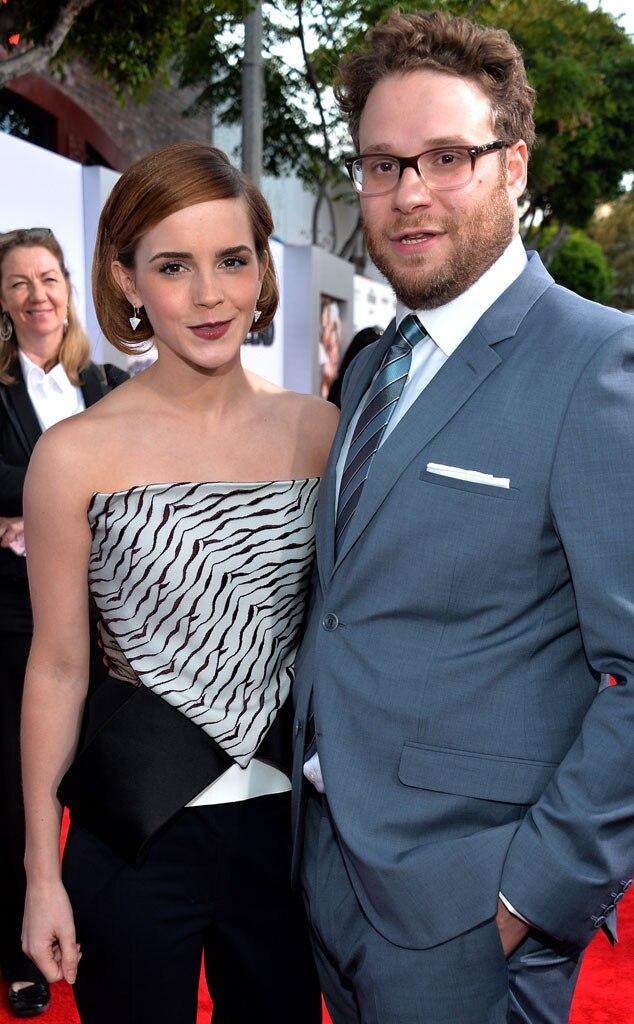 Emma Watson, Seth Rogen