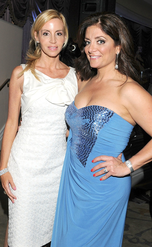 Camille Grammer, Kathy Wakile