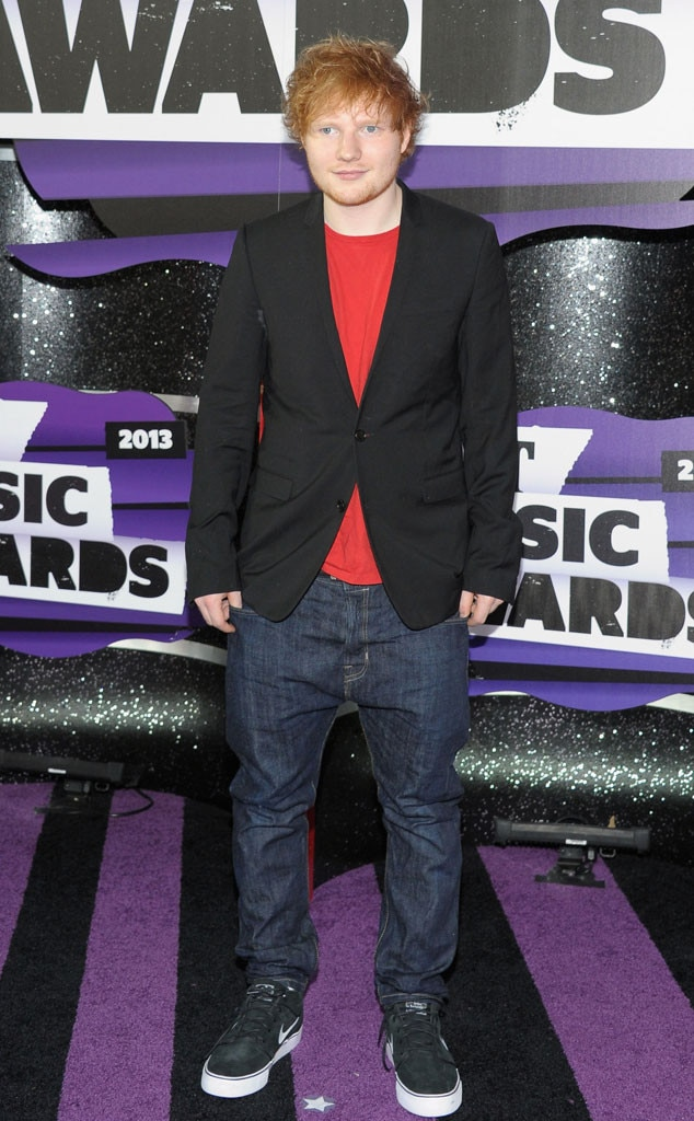Ed Sheeran, CMT Awards