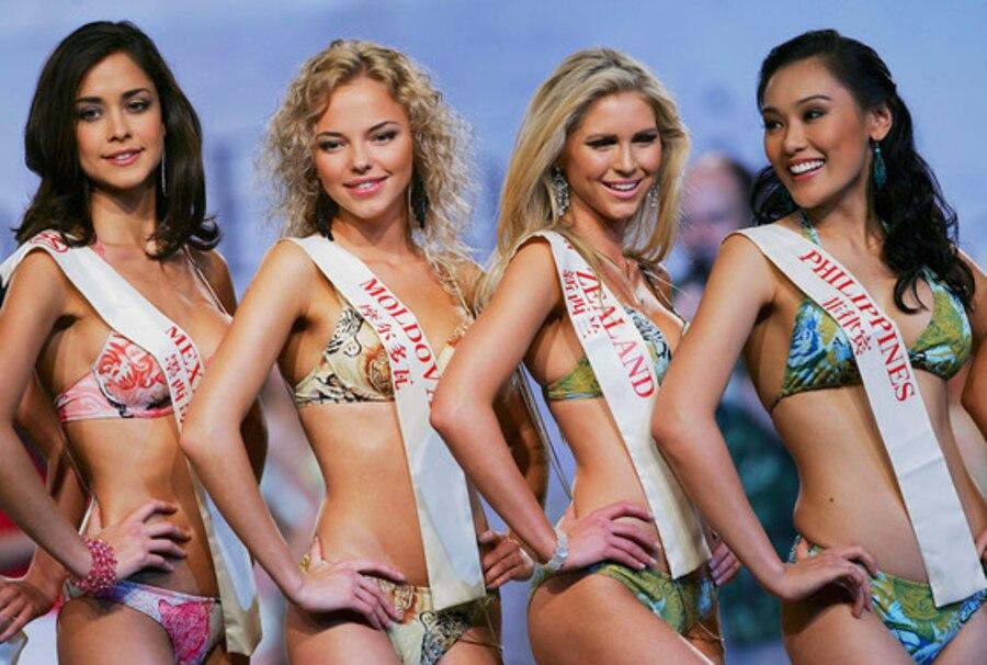 Miss World Bikinis