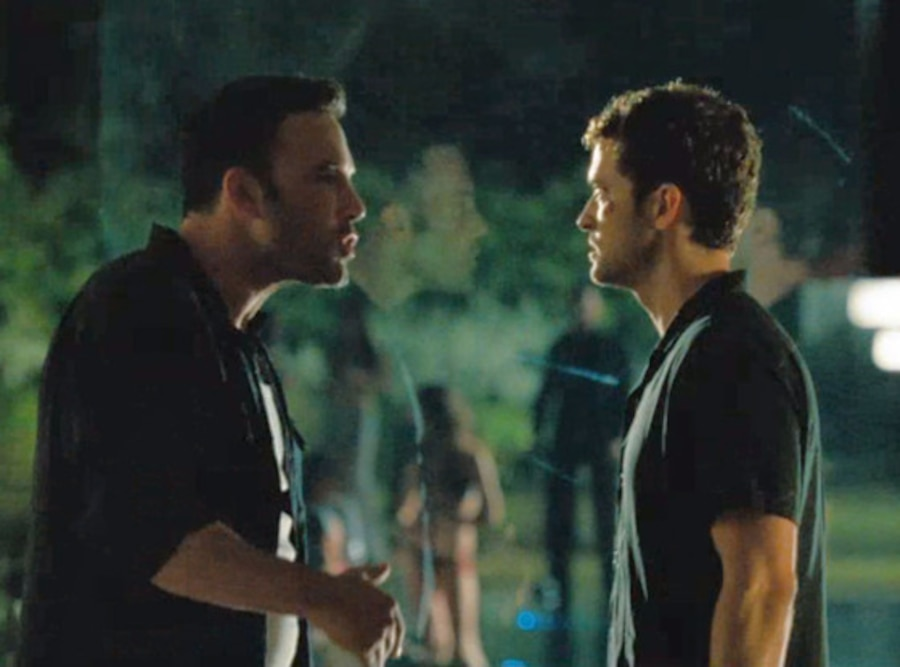 Runner Runner, Ben Affleck, Justin Timberlake