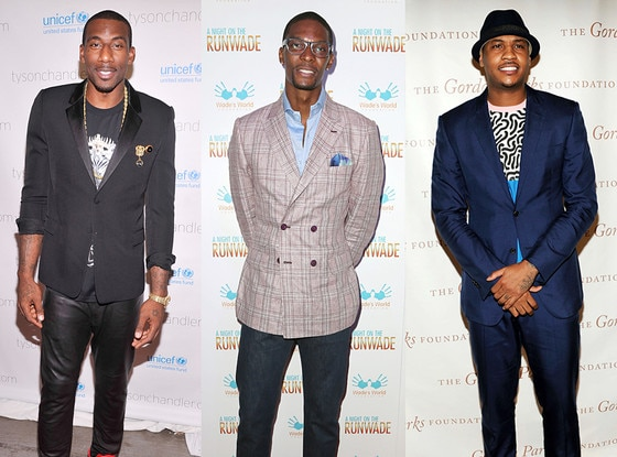 Amare Stoudemire, Carmelo Anthony, Chris Bosh