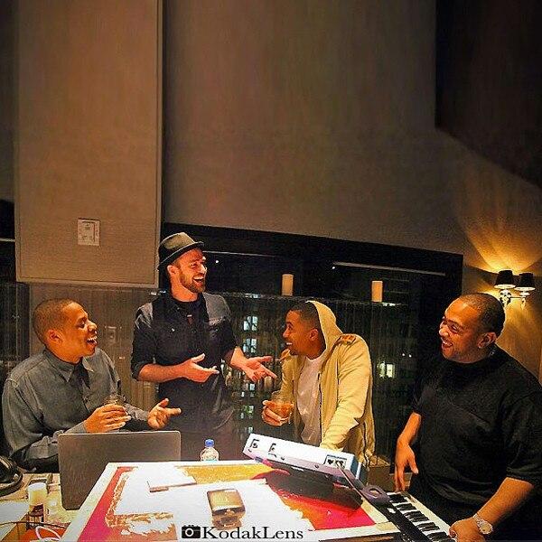 Justin Timberlake, Jay-Z, Nas, Timbaland