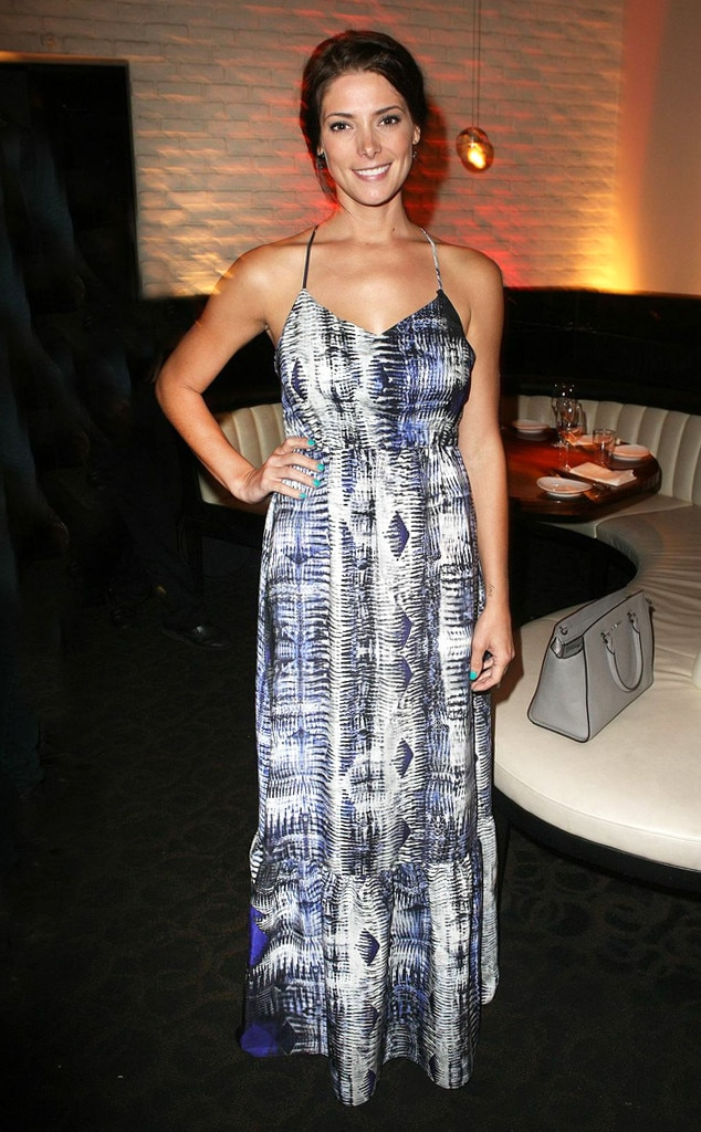 Ashley Greene, STK LA 5 year anniversary party