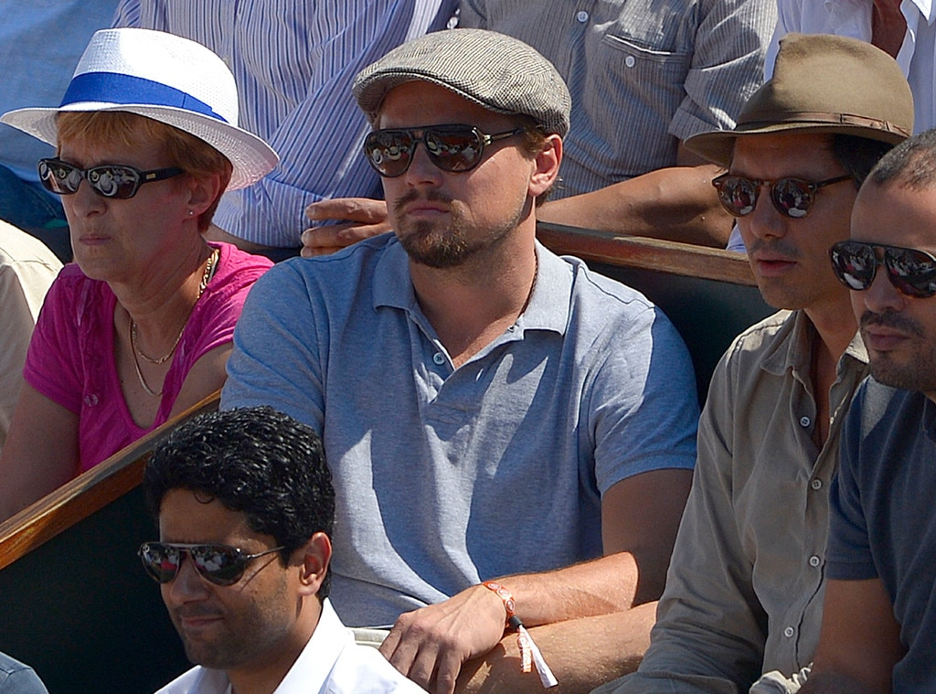 Leonardo DiCaprio, Lucas Haas