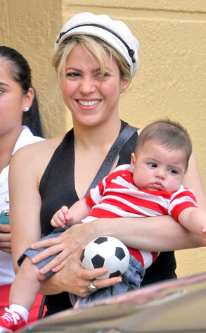 Shakira, Milan