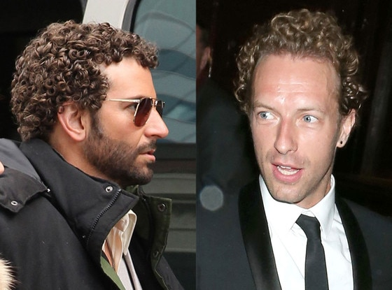 Bradley Cooper, Chris Martin