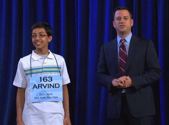 Arvind Mahankali, Jimmy Kimmel Live
