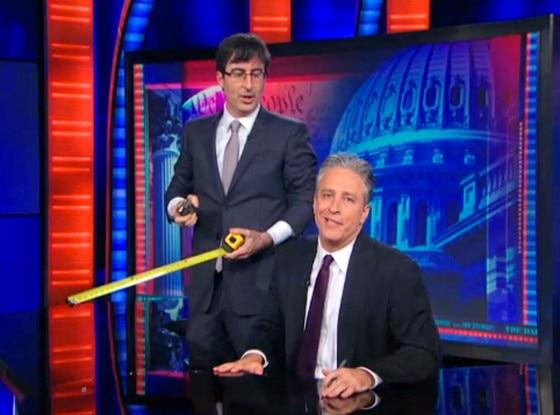 Jon Stewart, Jonn Oliver, Daily Show