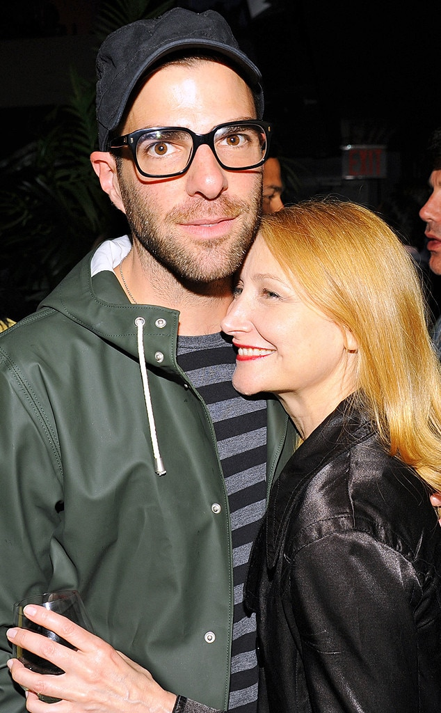 Zachary Quinto, Patricia Clarkson, I'm So Excited