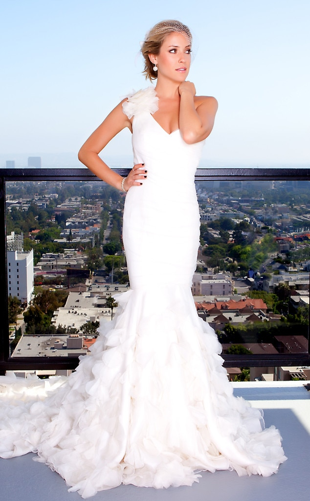 Kristin Cavallari, Wedding Dress