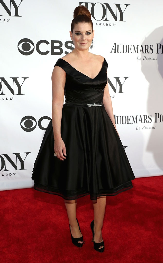 Debra Messing, Tony Awards