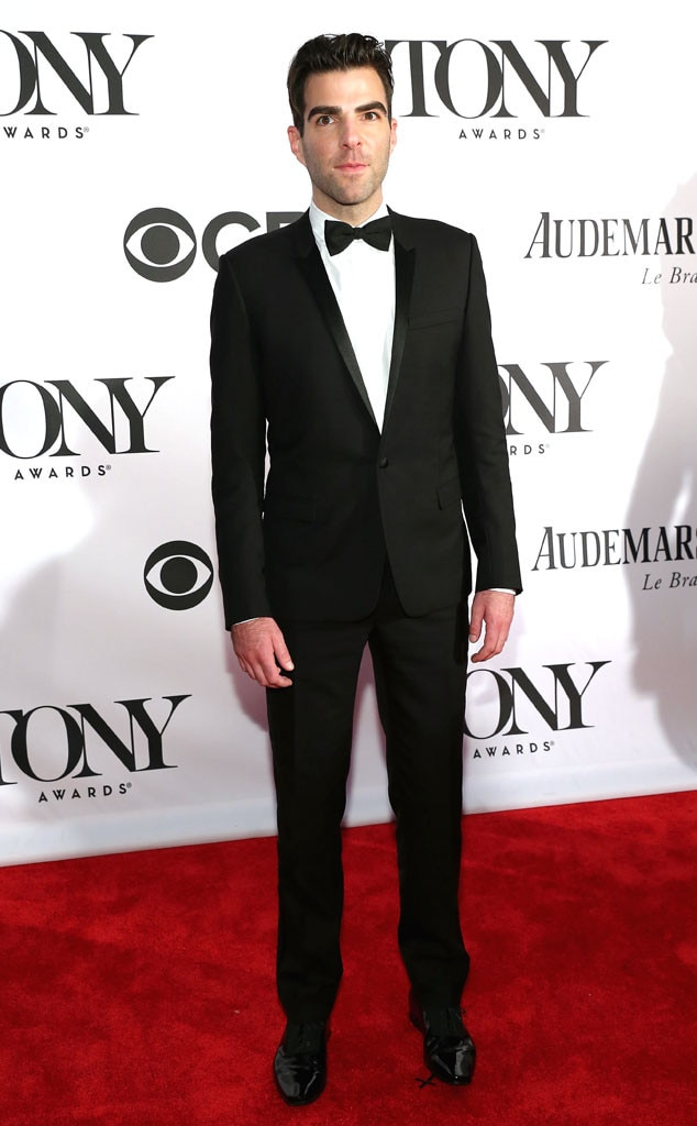 Zachary Quinto, Tony Awards