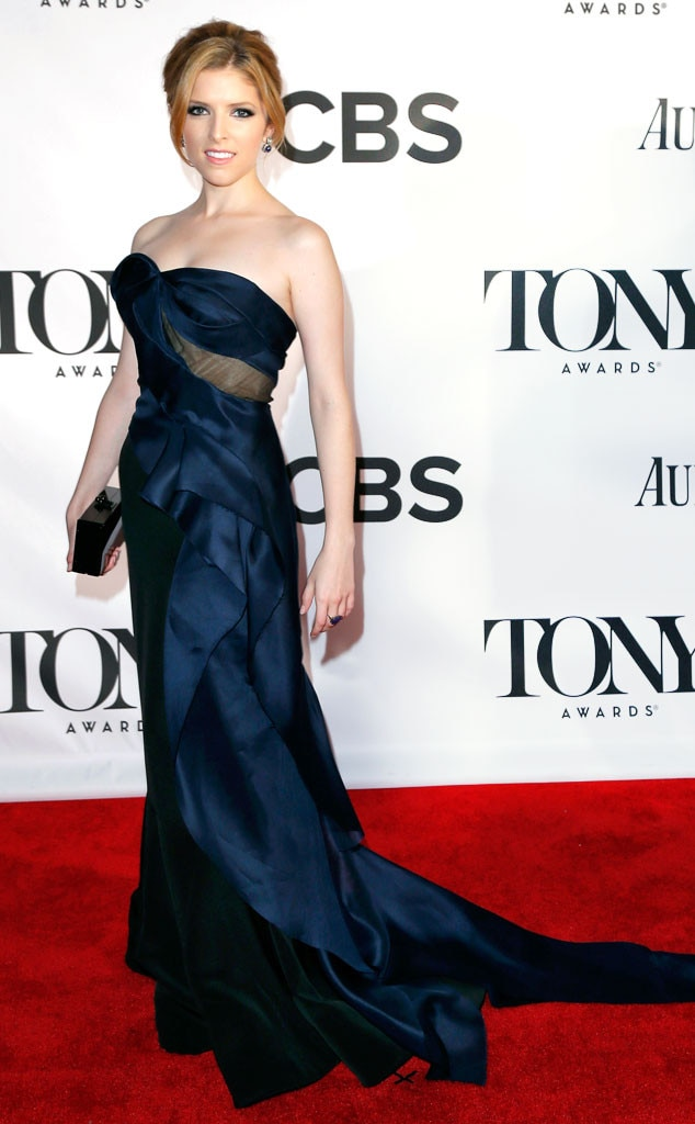 Anna Kendrick, Tony Awards