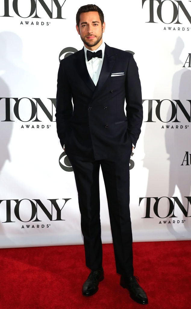 Zachary Levi, Tony Awards
