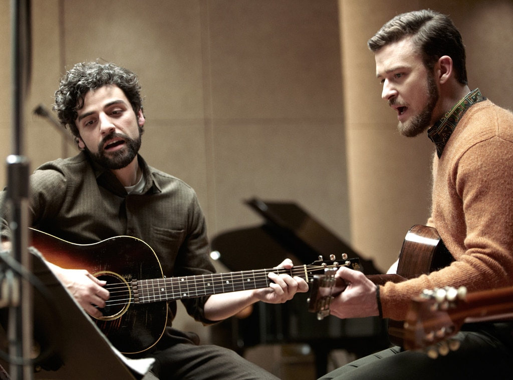Inside Llewyn Davis, Oscar Isaac, Justin Timberlake, Holiday Movie Guide