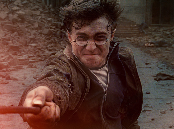 Harry Potter and the Deathly Hallows Part 2, Daniel Radcliffe