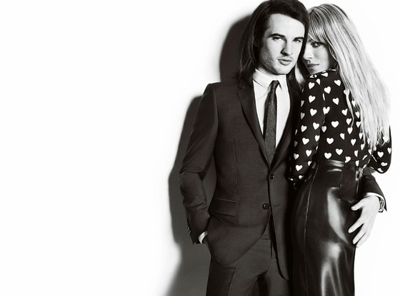 Sienna Miller, Tom Sturridge, Burberry