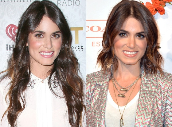 Nikki Reed, Hair