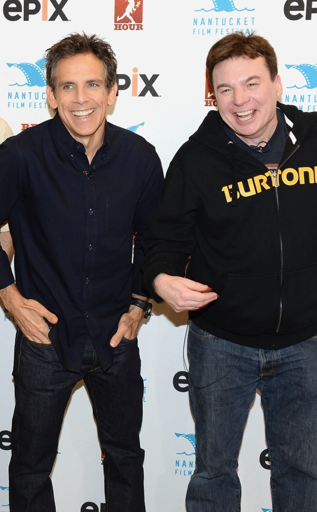 Ben Stiller, Mike Myers