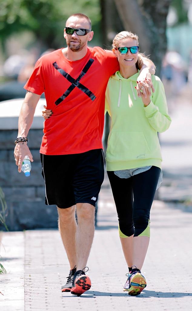 Heidi Klum, Martin Kristen, Bodyguard