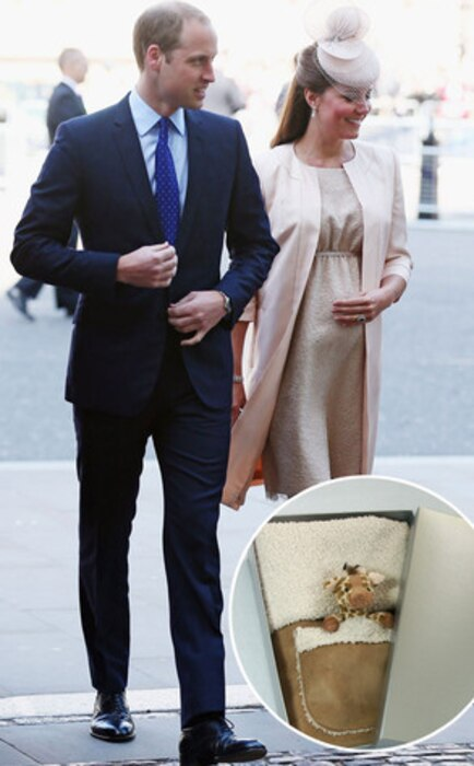 Royal Baby Gift, Prince William, Kate Middleton, Duchess Catherine