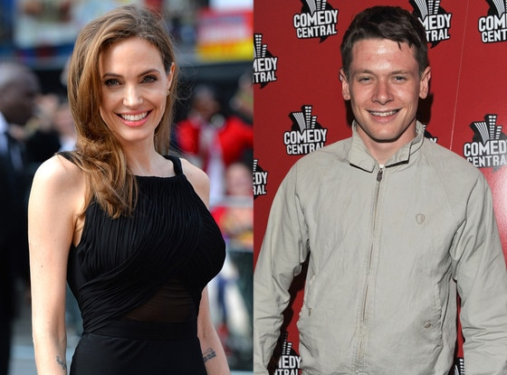 Angelina Jolie, Jack O'Connell