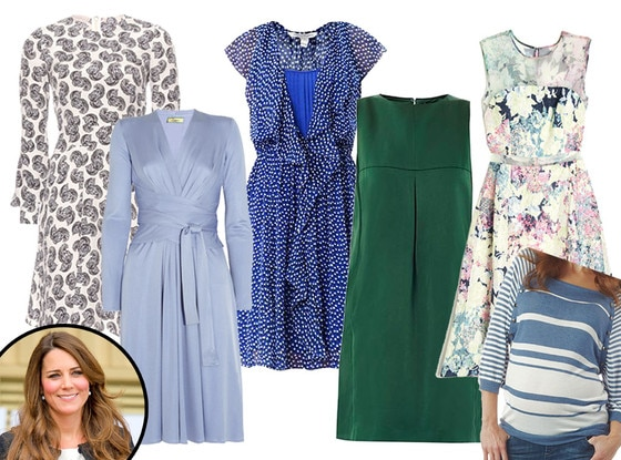 Kate Middleton Post Pregnancy Fashion