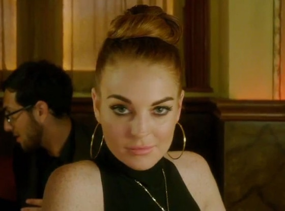 Lindsay Lohan, The Canyons