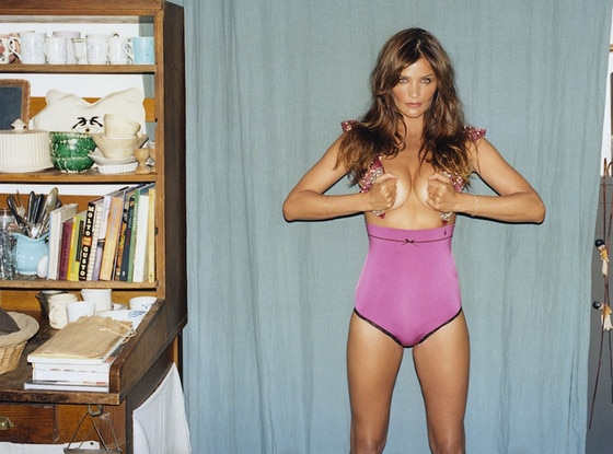 Helena Christensen, FutureClaw Magazine