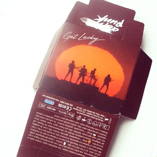 Daft Punk, Condoms