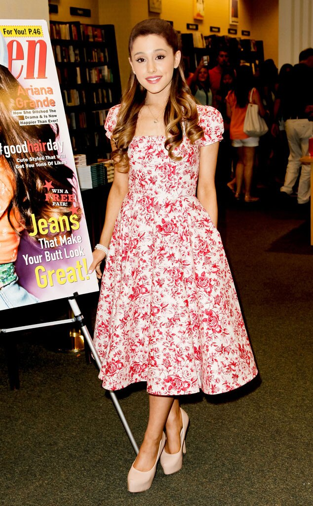 17 Again From Ariana Grande 39 S Best Looks E News