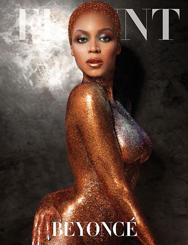 Beyonce, Flaunt Magazine