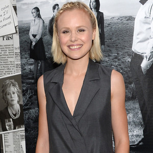 The Newsroom's Alison Pill Welcomes Her First Child, a Baby Girl, With Actor Joshua Leonard