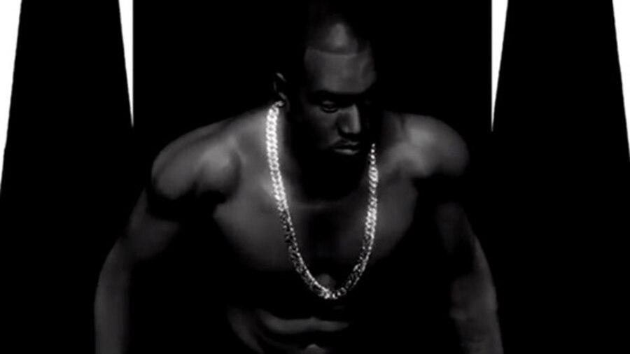 Kanye Leaked Vid Screenshot