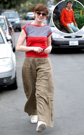 Anne Hathaway, Gilligan