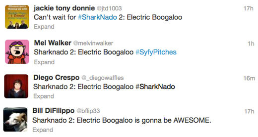 Sharknado Boogaloo Jokes