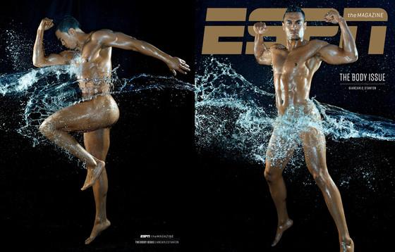 Giancarlo Stanton, ESPN Body Issue