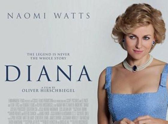 Naomi Watt, Diana