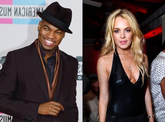 Lindsay Lohan, Ne-yo, Neyo