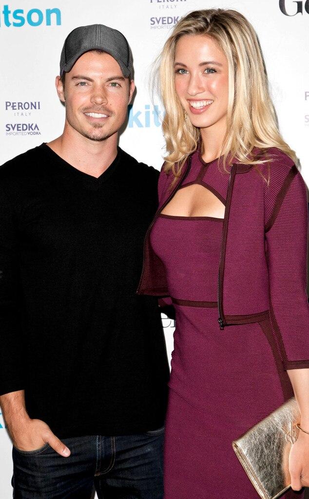 Josh Henderson, Melissa Bolona