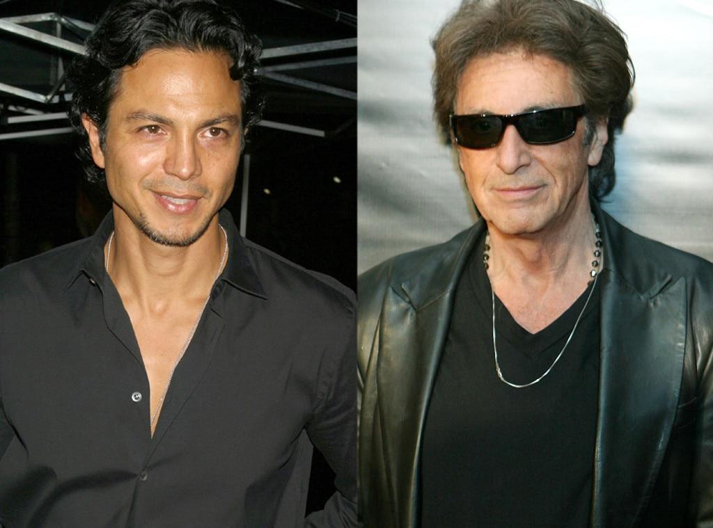Benjamin Bratt, Al Pacino, Roles Recast
