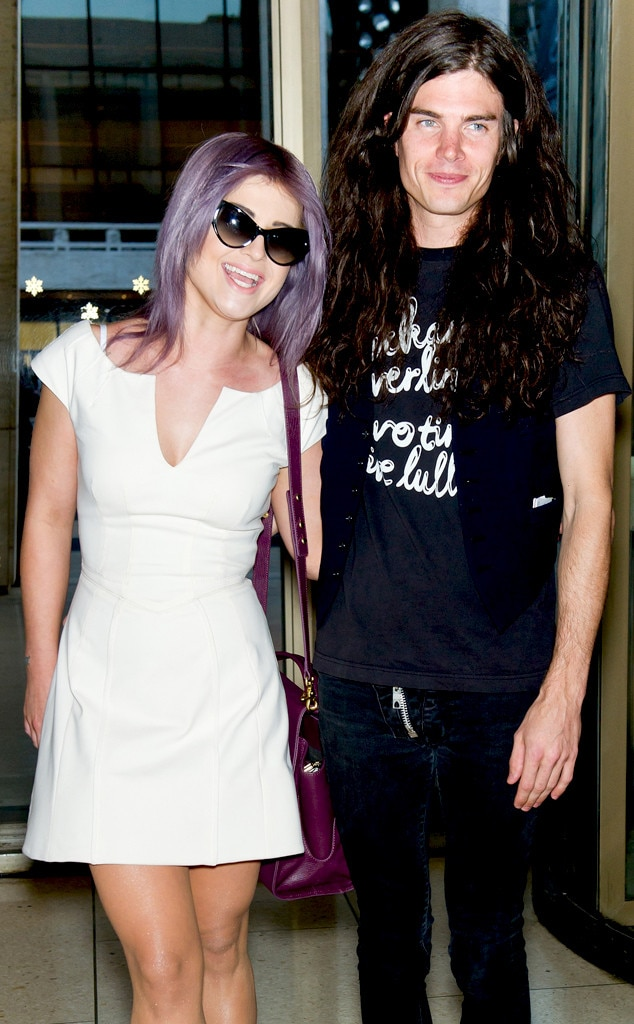 Couch Cuties From Kelly Osbourne And Matthew Mossharts Road To Romance